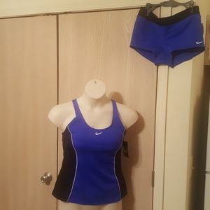 Nike 2 piece swimsuit